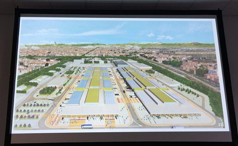 Nuovo Ortomercato di Milano nel 2022
