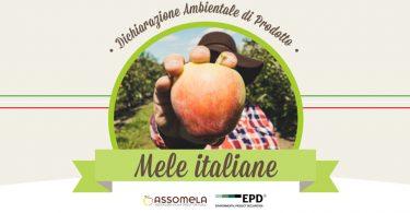 Assomela_Sostenibilità_Mele_ Dichiarazione Ambientale di Prodotto