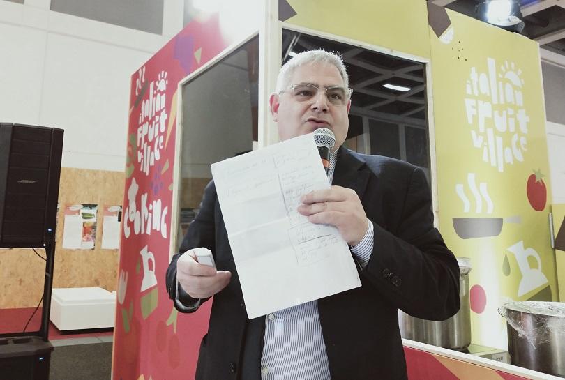Felice Poli, legale rappresentante di UNAPROA