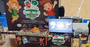 fruit & salad school game