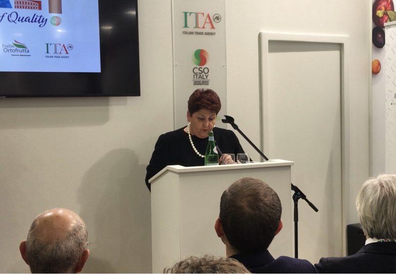 Ministro Teresa Bellanova