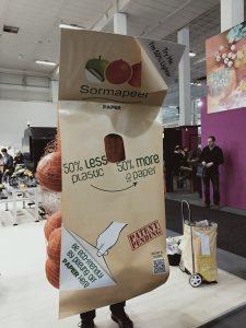 SORMAPEEL imballaggio