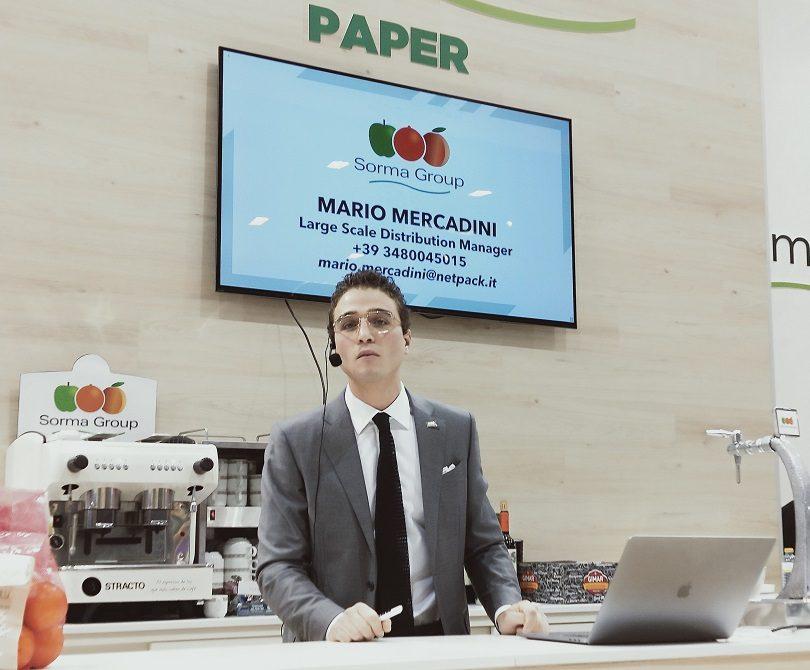 Mario Mercadini Sorma Group