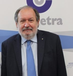 Guido Nicolini, presidente di Confetra