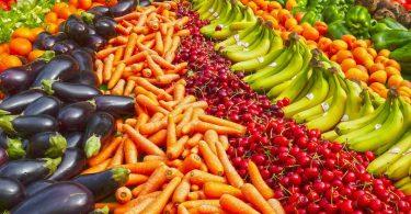 stagionalità di frutta e verdura