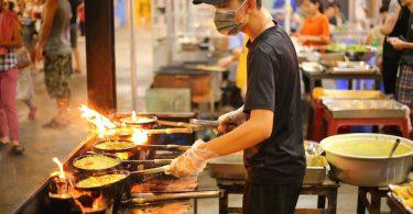 abitudini alimentari in Asia