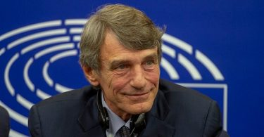 David Sassoli - presidente parlamento europeo