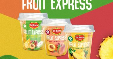fruit express del monte