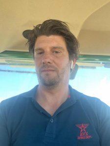 Marco Checconi, dell'azienda agricola Marino Filomena di Torrita di Siena (Siena)
