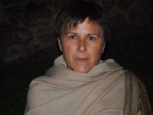 Paola Del Cipolla, titolare, insieme a Susan, dell'azienda agricola Cipina