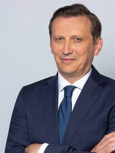 Lionel Souque, ceo Rewe
