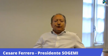 Cesare Ferrero Presidente SOGEMI