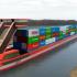 Trasporto via mare, ecco il portacontainer elettrico e autonomo