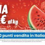 Eurospin: l'anguria si (s)vende a un centesimo