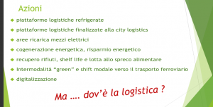logistica mercati