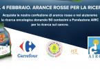 carrefour arance Airc