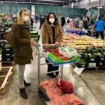Dai mercati: fragole bene, giù gli ortaggi e i grossisti chiedono i vaccini