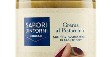 crema pistacchio conad