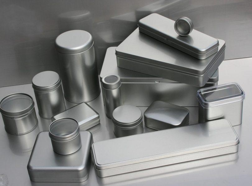packaging alluminio