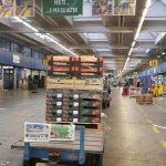 Dai mercati: caro metano e sale alle stelle il pomodoro