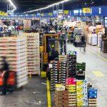 Dai mercati: zucchine e melanzane a pochi cent, benino la frutta