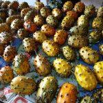 Kiwano, yacòn e crosne, l'esotico insolito della Sardegna
